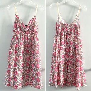 Allison Brittney floral cotton sundress